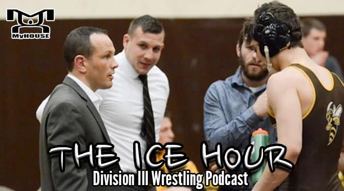 ICE24: Baldwin Wallace head coach Jamie Gibbs the rise of the program and hosting Division III Nationals