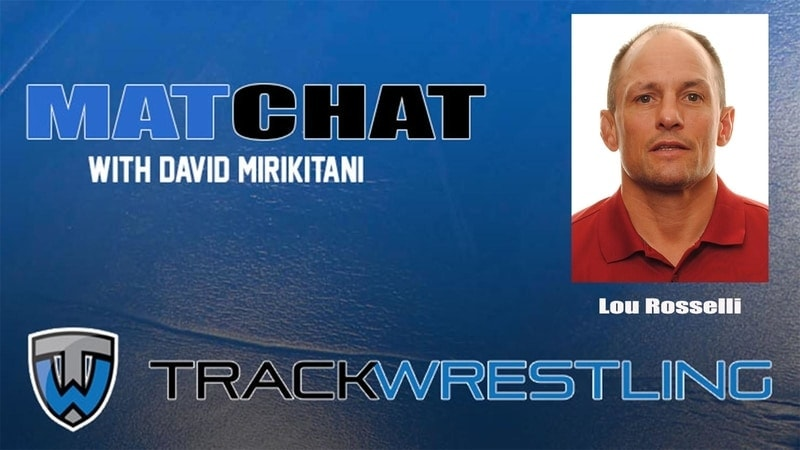 MC75: Oklahoma's Lou Rosselli joins Mat Chat