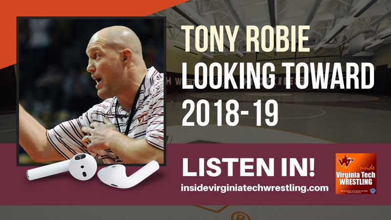 Tony Robie talks contract extension, Junior Worlds, and the start of the season