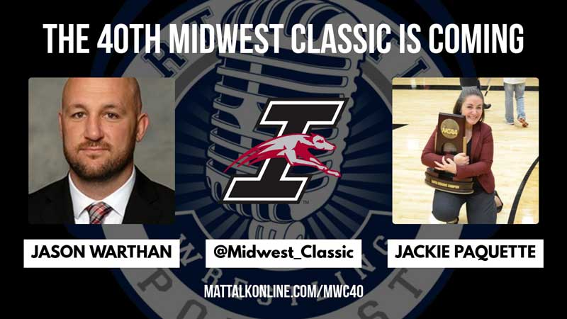 UIndy's Jason Warthan and Jackie Paquette on the impact of the 40th Midwest Classic