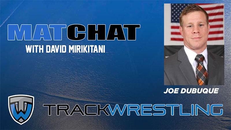 MC80: Princeton assistant Joe Dubuque returns to Mat Chat