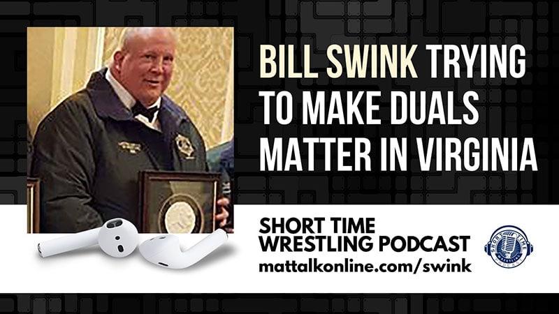 Spotsylvania's Bill Swink looking to make duals matter in Virginia