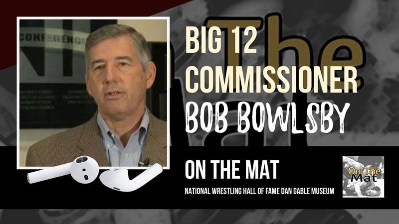 Big 12 Commissioner Bob Bowlsby – OTM555