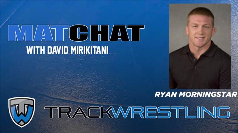 MC82: Iowa assistant coach Ryan Morningstar