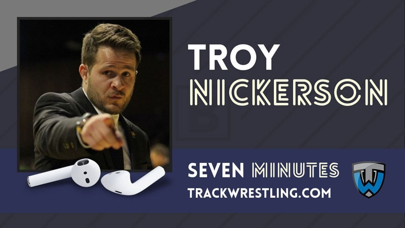 Seven Minutes with Troy Nickerson