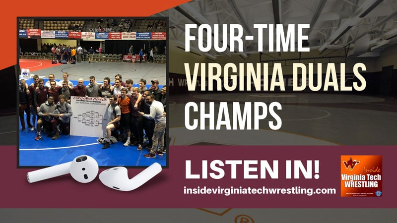 Hokies win fourth Virginia Duals championship – VT76