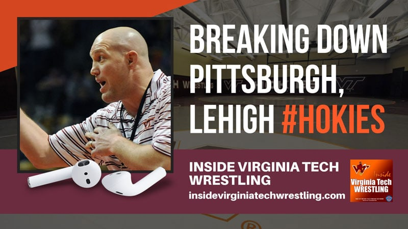 Pittsburgh's coming to Cassell Coliseum – VT77