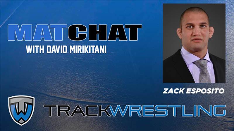 MC83: Oklahoma State assistant coach Zack Esposito