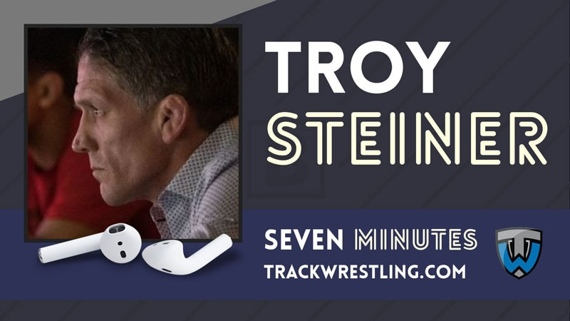 Seven Minutes with Troy Steiner