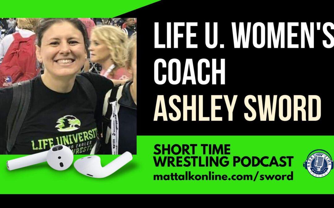Life U. women's coach Ashley Sword ready to host WCWA Nationals
