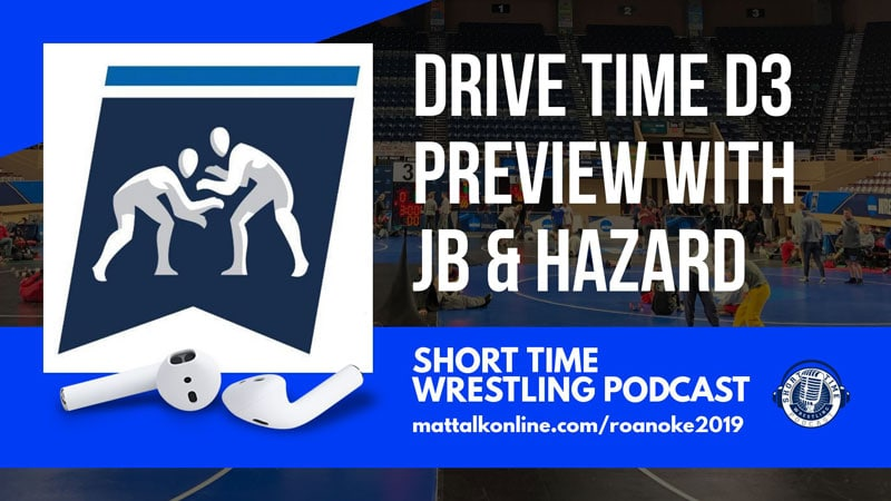 Driving Time Division III Preview with Bryan Hazard and Jason Bryant