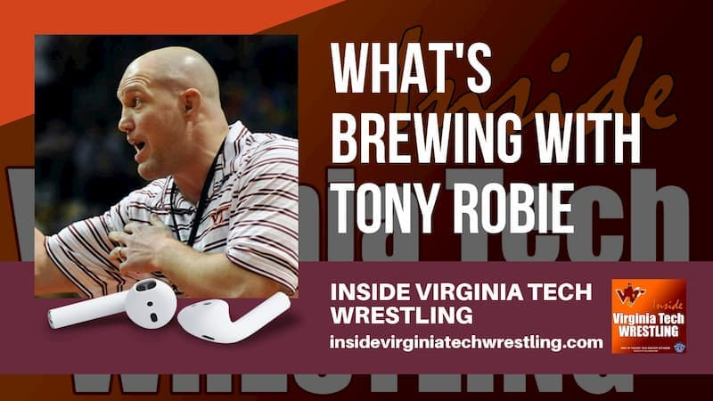 Find out what's brewing with head coach Tony Robie – VT83