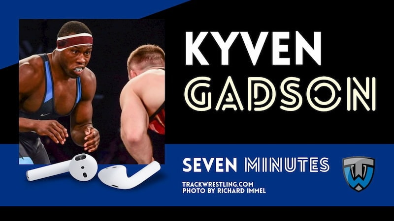 Seven Minutes with Kyven Gadson