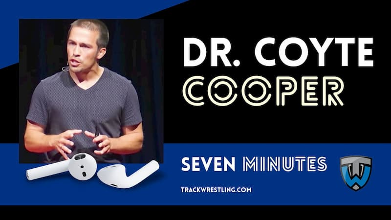 Seven Minutes with Dr. Coyte Cooper