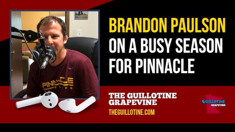 Brandon Paulson and PINnacle's busy summer on the mats – GG56