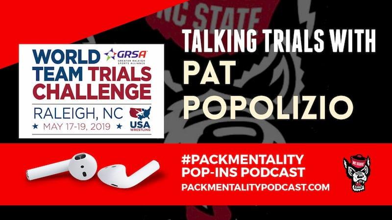 Talking World Team Trials with Pat Popolizio – NCS47