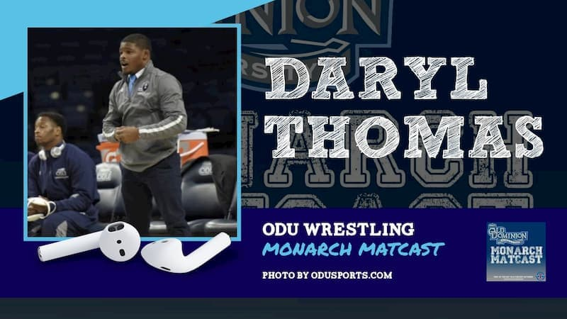 Golf outings and academic honors with associate head coach Daryl Thomas – ODU63