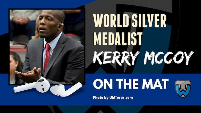 World silver medalist and two-time Olympian Kerry McCoy – OTM571