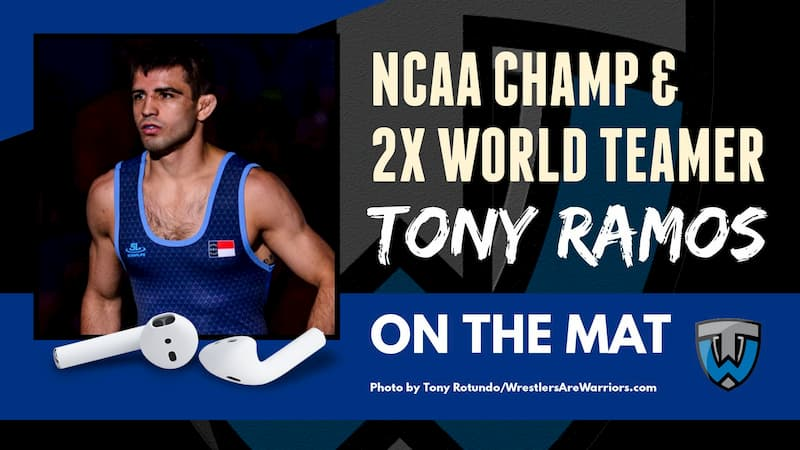 NCAA champion, two-time world teamer Tony Ramos – OTM572