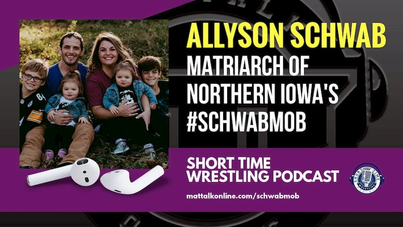 Supporting Olympic dreams to managing basement battles with Allyson Schwab