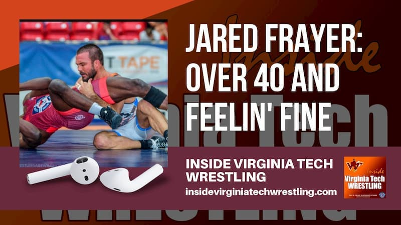 Feeling fine at 40: Jared Frayer talks about his U.S. Open experience – VT84