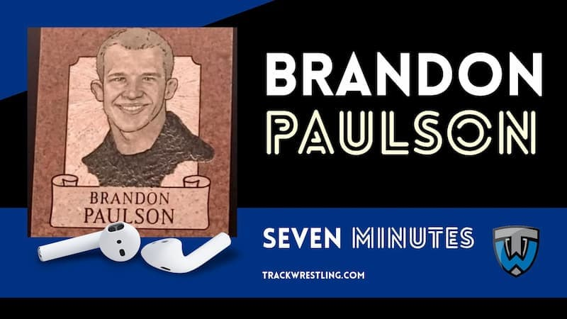 Seven Minutes with 1996 Olympic silver medalist Brandon Paulson