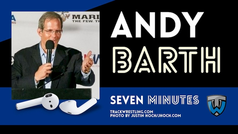 Seven Minutes with Andy Barth