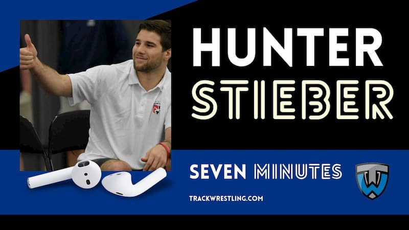 Seven Minutes with Hunter Stieber