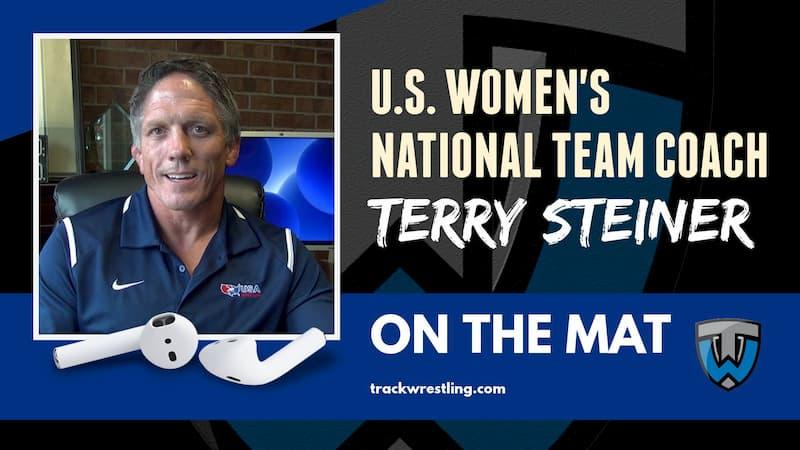 U.S. Women's National Team Coach Terry Steiner – OTM576