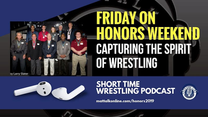 Friday in Stillwater: A bucket list event for wrestling fans