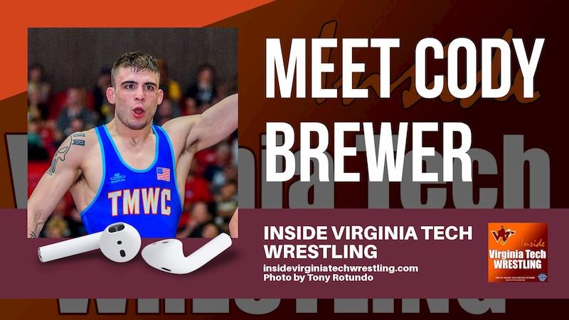 Meet Cody Brewer, new Hokies assistant coach – VT85