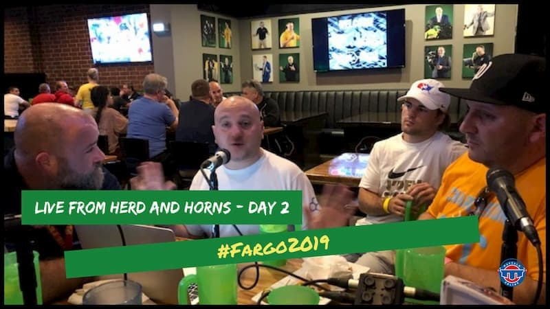 Live from Herd and Horns in Fargo – Day 2