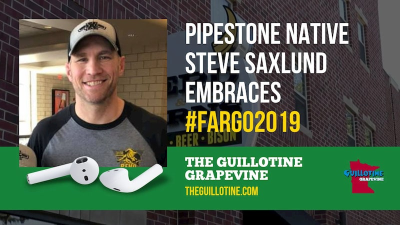 Business owner, three-time national champion Steve Saxlund prepares for another year in Fargo – GG58