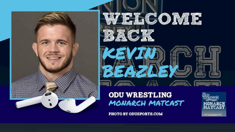 All-American Kevin Beazley returns to join ODU coaching staff