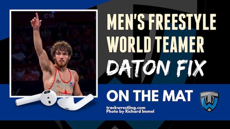 U.S. World Teamer Daton Fix – OTM578
