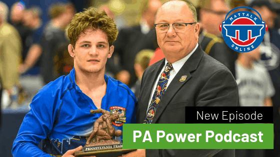 Teasdale Talks Life in Iowa Plus Pennsylvania's International Success on the PA Power Podcast