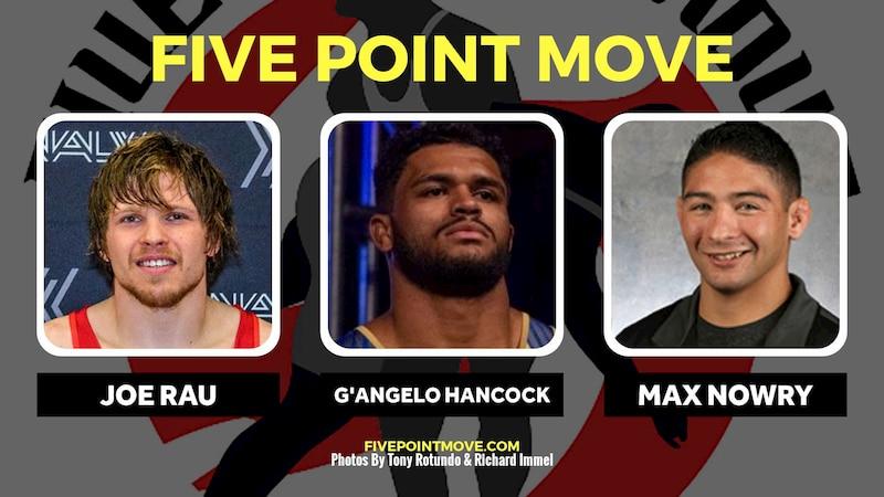 5PM28: G'Angelo Hancock, Joe Rau and Max Nowry