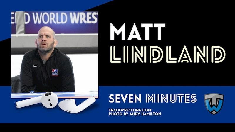Seven Minutes with Matt Lindland