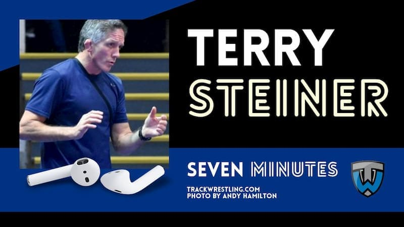 Seven Minutes with Terry Steiner