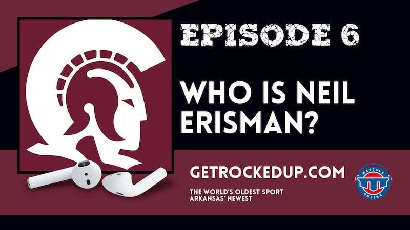 Who is Neil Erisman?