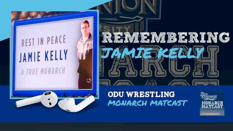 Remembering Jamie Kelly – ODU65