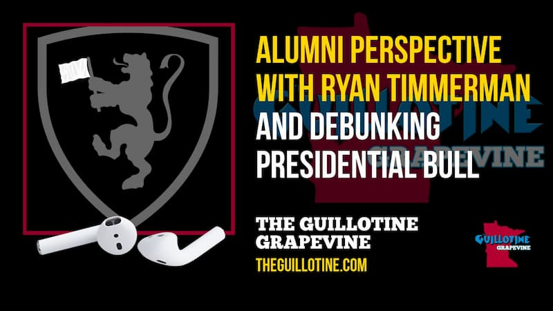 All-American Ryan Timmerman embodies alumni disappointment in St. Olaf wrestling situation – GG62