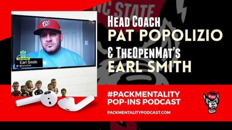 Practice underway as Pat Popolizio talks preseason and TOM's Earl Smith talks rankings – NCS54