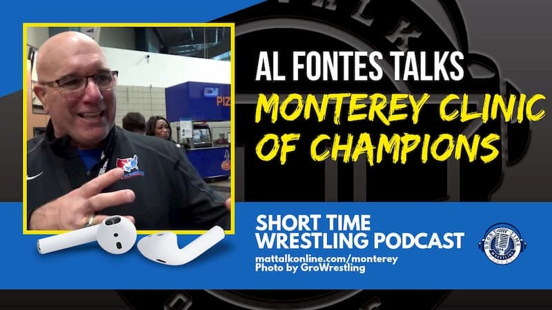 Al Fontes on 41 years of the Monterey Clinic of Champions