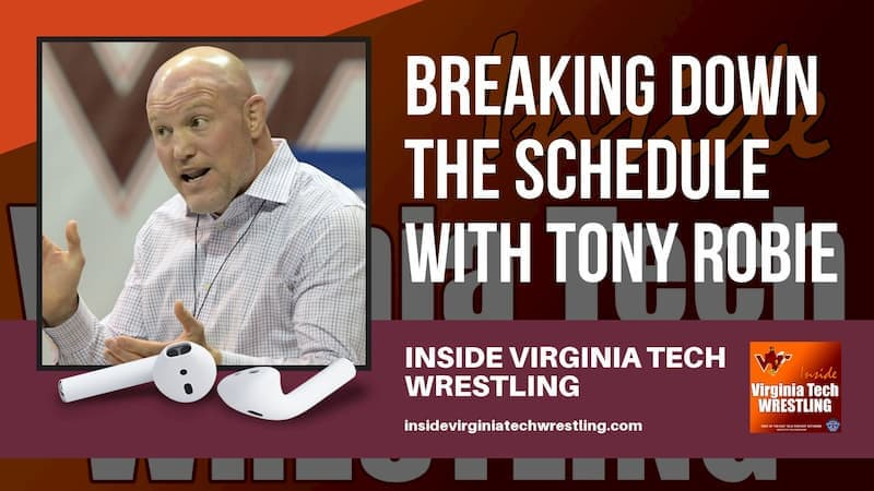 Breaking down the 2019-20 schedule with head coach Tony Robie – VT88