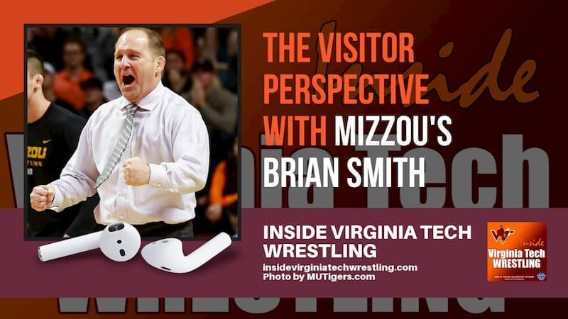 Missouri coach Brian Smith on what he expects competing against Virginia Tech – VT89