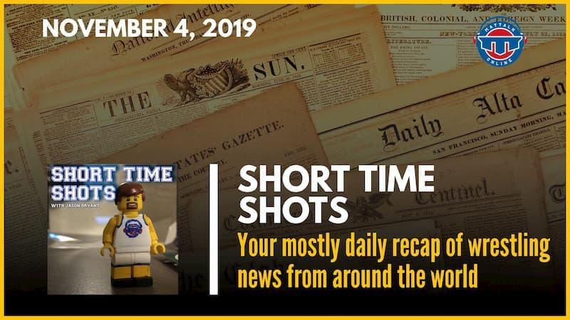 Short Time Shots: 11-04-19