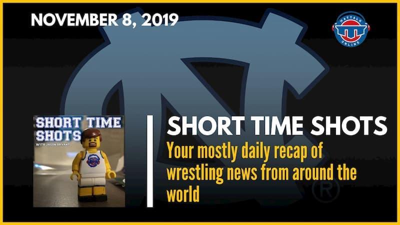 Short Time Shots: 11-08-19