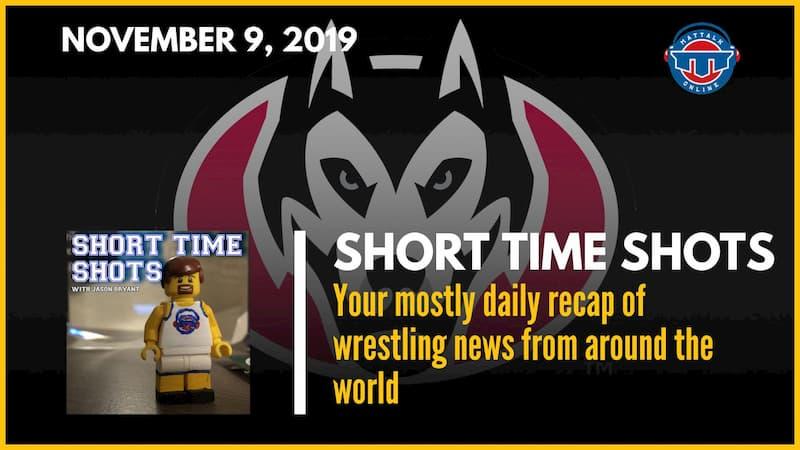 Short Time Shots: 11-09-19