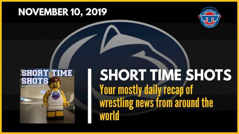 Short Time Shots: 11-10-19